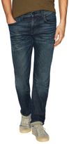Hudson Byron Fade Whisker Straight Jeans