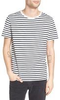 AG Jeans Men's Julian Stripe Crewneck T-Shirt