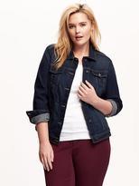 Old Navy Women's Plus Denim Trucker Jackets
