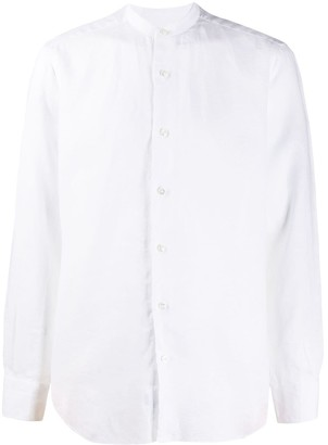 Barba Grandad Collar Shirt