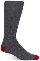 Polo Ralph Lauren Ribbed Trouser Socks