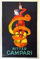 One Kings Lane Vintage Bitter Campari Poster