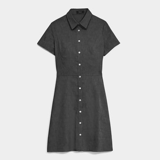 Theory Shirtdress in Good Linen