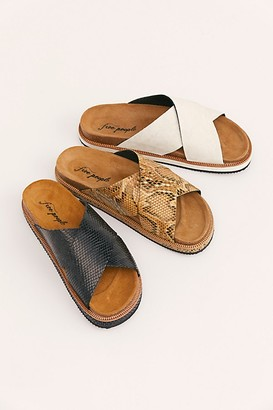 Fp Collection Sidelines Footbed Sandals