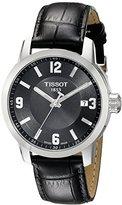 Tissot Men's T0554101605700 PRC 200 Analog Display Quartz Black Watch