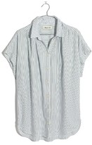 Madewell Women's Central Stripe Shirt