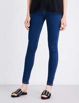 The Kooples Billy skinny mid-rise jeans