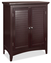 Elegant Home Fashions Slone Collection Double-Door Cabinet