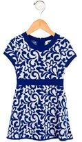 Milly Minis Girls' Intarsia A-Line Dress