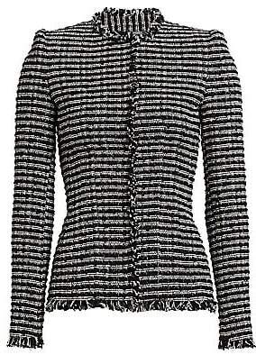 Alexander McQueen Women's Tweed Jacket