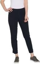 Isaac Mizrahi Live! Regular 24/7 Denim Ankle Jeans
