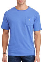 Polo Ralph Lauren Big and Tall Cotton Jersey Pocket Tee