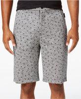 Armani Exchange Men's Print Logo Shorts