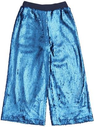 Molo Sequined Wide Leg Pants
