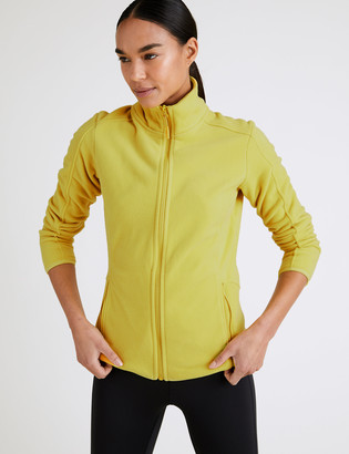 Marks and Spencer Zip Up Fleece