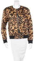 Barbara Bui Lightweight Bomber Jacket