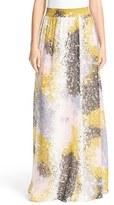 Diane von Furstenberg Women's Jade Maxi Skirt