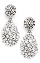 Oscar de la Renta Women's Teardrop Earrings