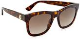Gucci Square Tiger Sunglasses