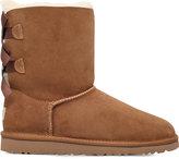 UGG Bailey Bow sheepskin boots 8-10 years