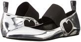 Love Moschino Ballerina Shoe w/ Strap Women's Flat Shoes