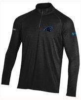 Under Armour Men's Carolina Panthers Twist Tech Quarter Zip Pullover