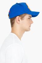 DSquared DSQUARED2 Royal Blue GABARDINE Baseball Cap