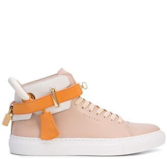 Buscemi High-Top Sneakers