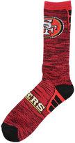 For Bare Feet San Francisco 49ers Jolt Socks