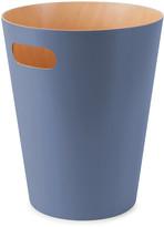 Umbra Woodrow Waste Bin - Mist Blue