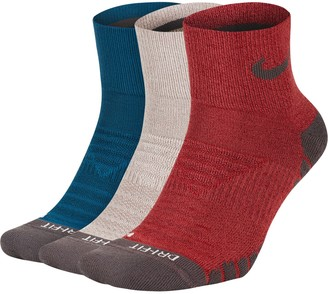 Nike Men's 3-Pair Everyday Max Cushion Ankle Training Socks