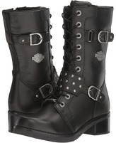 Harley-Davidson Merrion Women's Lace-up Boots