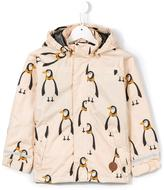 Mini Rodini 'Edelweiss' penguin jacket