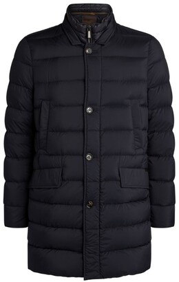 Moorer Double-Layer Padded Jacket