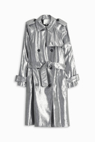 3.1 Phillip Lim Metallic Trench Coat