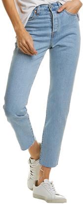 Levi's Wedgie Icon Tango Talks Straight Leg Jean