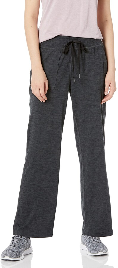 Thumbnail for your product : Amazon Essentials Women's Brushed Tech Stretch Pant