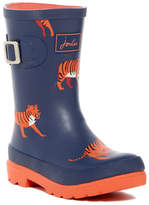 Joules Printed Welly Waterproof Rainboot (Little Kid & Big Kid)