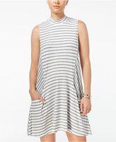 Trixxi Juniors' Striped Swing Dress