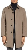 Sanyo Lincoln Classic Fit Trench Coat