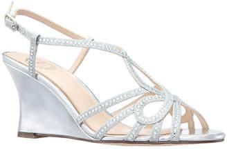 I. MILLER I Miller Shoes Womens Valora Wedge Sandals