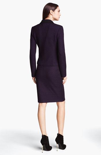 St. John 'Waldorf' Tweed Jacket