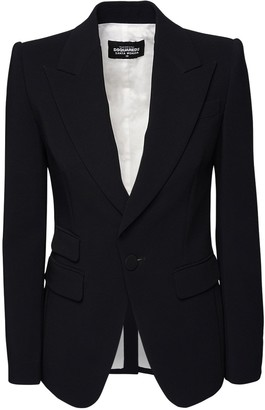 DSQUARED2 Stretch Viscose Crepe Suits