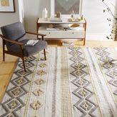 west elm Intarsia Wool Rug