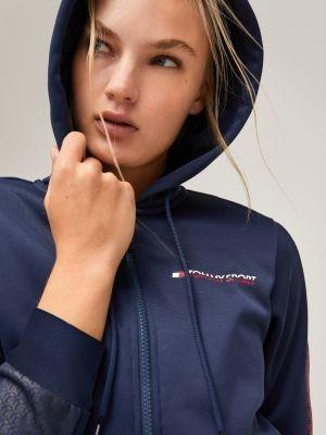 Tommy Hilfiger Reflective Zip-Thru Hooded Jacket