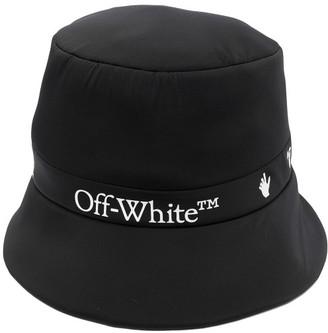 Off-White Logo Bucket Hat