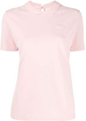 Lacoste Live short sleeve polo top