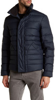 Hunter Funnel Neck Quilted Puffer Jacket