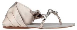 Etro Toe strap sandal