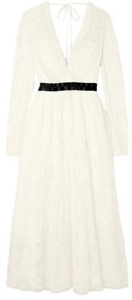 Needle & Thread 3/4 length dress